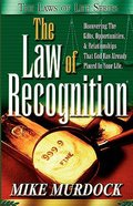 Laws of Life: The Law of Recognition Paperback
