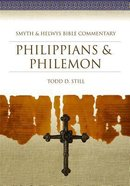 Shbc Bible Commentary: Philippians & Philemon Hardback