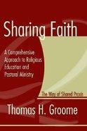 Sharing Faith Paperback