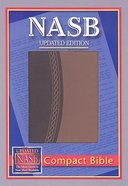 NASB Compact Half Circle Brown/Light Brown