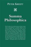 Summa Philosophica Hardback