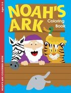 Noah's Ark (Ages 2-5, Reproducible) (Warner Press Colouring/activity Under 5's Series) Paperback