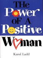 Power of a Positive Woman (Large Print) Paperback