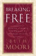 Breaking Free (Large Print) Paperback