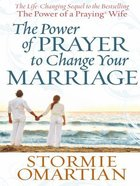 The Power of Prayer to Change Your Marriage (Large Print) Paperback