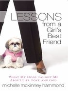 Lessons From a Girl's Best Friend (Large Print) Paperback