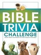 Bible Trivia Challenge (Large Print) Paperback