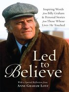 Led to Believe (Large Print)
