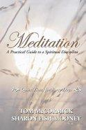 Meditation Paperback
