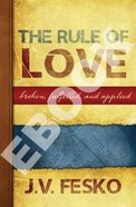The Rule of Love eBook