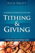 A Biblical Perspective on Tithing & Giving