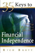 35 Keys to Financial Independence