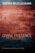 Divine Presence Amid Violence Paperback
