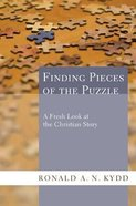 Finding Pieces of the Puzzle Paperback