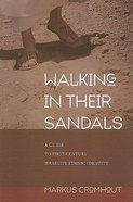 Walking in Their Sandals Paperback