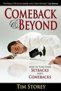 Comeback and Beyond Hardback