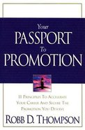 Your Passport to Promotion eBook