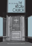The Negro Church Hardback