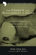 The Church and Development in Africa Paperback