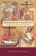 Atonement At Ground Zero Paperback