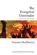 The Evangelical Universalist (Second Edition) Paperback