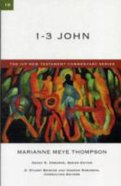 Ivp Ntc: 1-3 John (Ivp New Testament Commentary Series) Paperback