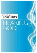 Hearing God (Small Group Toolbox Series) Paperback