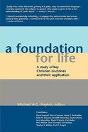 A Foundation For Life Paperback