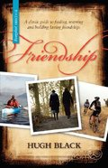 Friendship Hardback