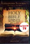 KJV DVD Complete Bible (Alexander Scourby)