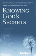 Knowing God's Secrets Paperback