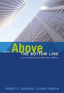 Above the Bottom Line (Third Edition)
