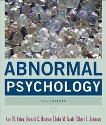 Abnormal Psychology (10th Ed)