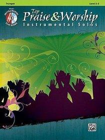 Top Praise & Worship: Trumpet With CD (Audio)