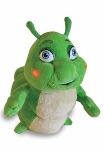 Hermie, a Common Caterpillar (Supersoft Plush Toy) (Hermie And Friends Series)