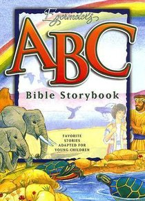 Egermeiers ABC Bible Storybook With CD