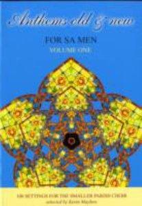 Anthems Old & New - Sa Men Volume 1 (Music Book)
