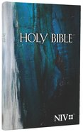 NIV Economy Bible Blue-Multi