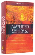 Amplified Topical Reference Study Hardcover