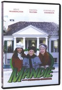 Mandie #03: Mandie and the Forgotten Christmas DVD