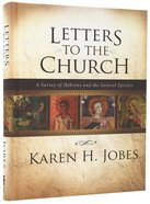 Letters to the Church Hardback