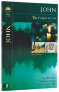John (Bringing The Bible To Life Series) Paperback