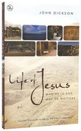 Life of Jesus (Includes Discussion Guide For Dvd) Paperback