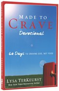 Made to Crave Devotional Paperback