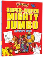 Super-Duper, Mighty, Jumbo Activity Book (Beginner's Bible Series) Paperback