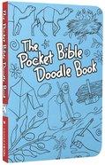 The Pocket Bible Doodle Book (Blue) Paperback