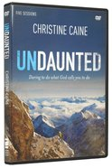 Undaunted (Dvd Study) DVD