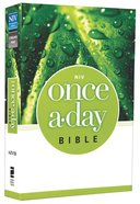 NIV Once-A-Day Bible (Black Letter Edition)