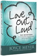 Love Out Loud Hardback