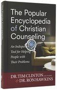 Popular Encyclopedia of Christian Counseling Hardback